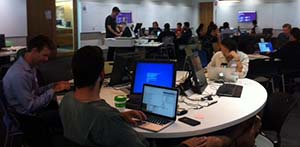Townsville's first Software Carpentry bootcamp