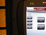 EvCC Gym Audio/Video Touchscreen