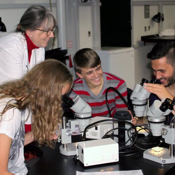 Tag Science Talenter og UCC's talentvejlederuddannelse