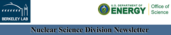 Nuclear Science Division Newsletter