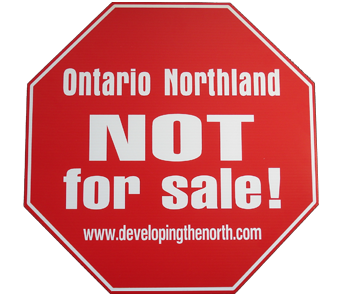 Ontario Northland not for sale!