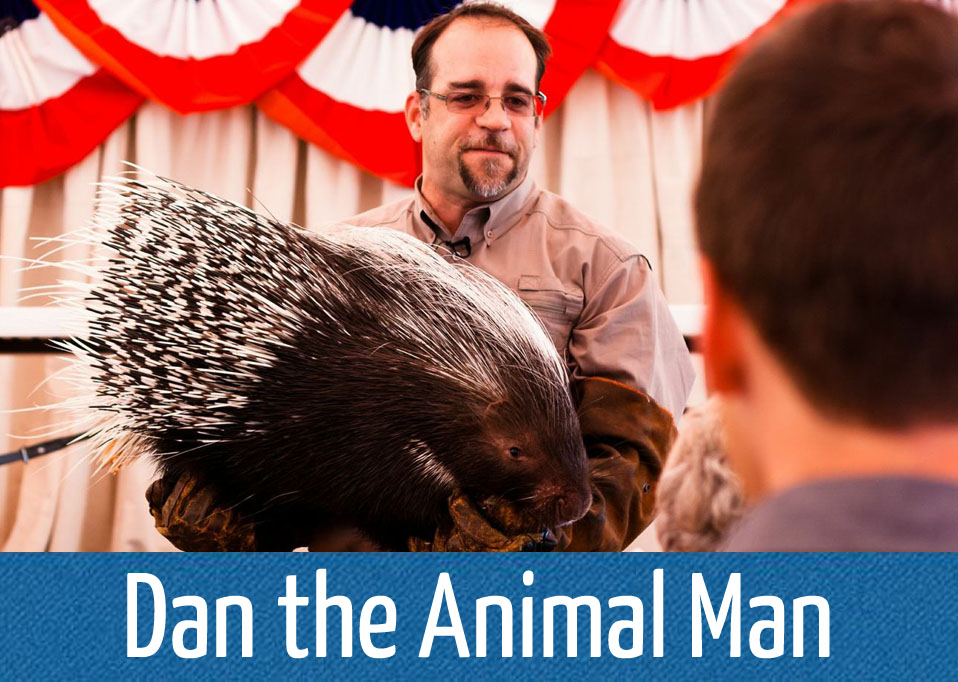 Dan the Animal Man
