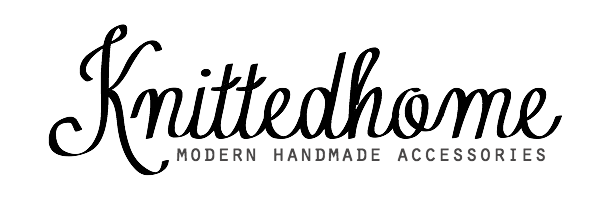 Knittedhome | modern handmade accessories