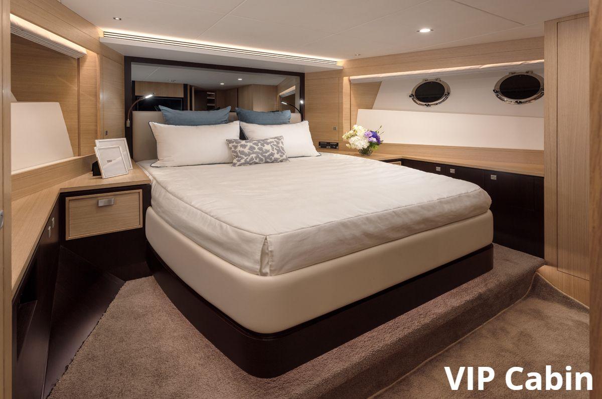 Horizon FD77 Skyline - VIP Cabin
