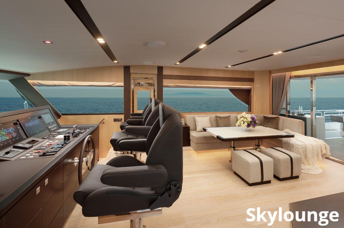 Horizon FD77 Skyline - Skylounge