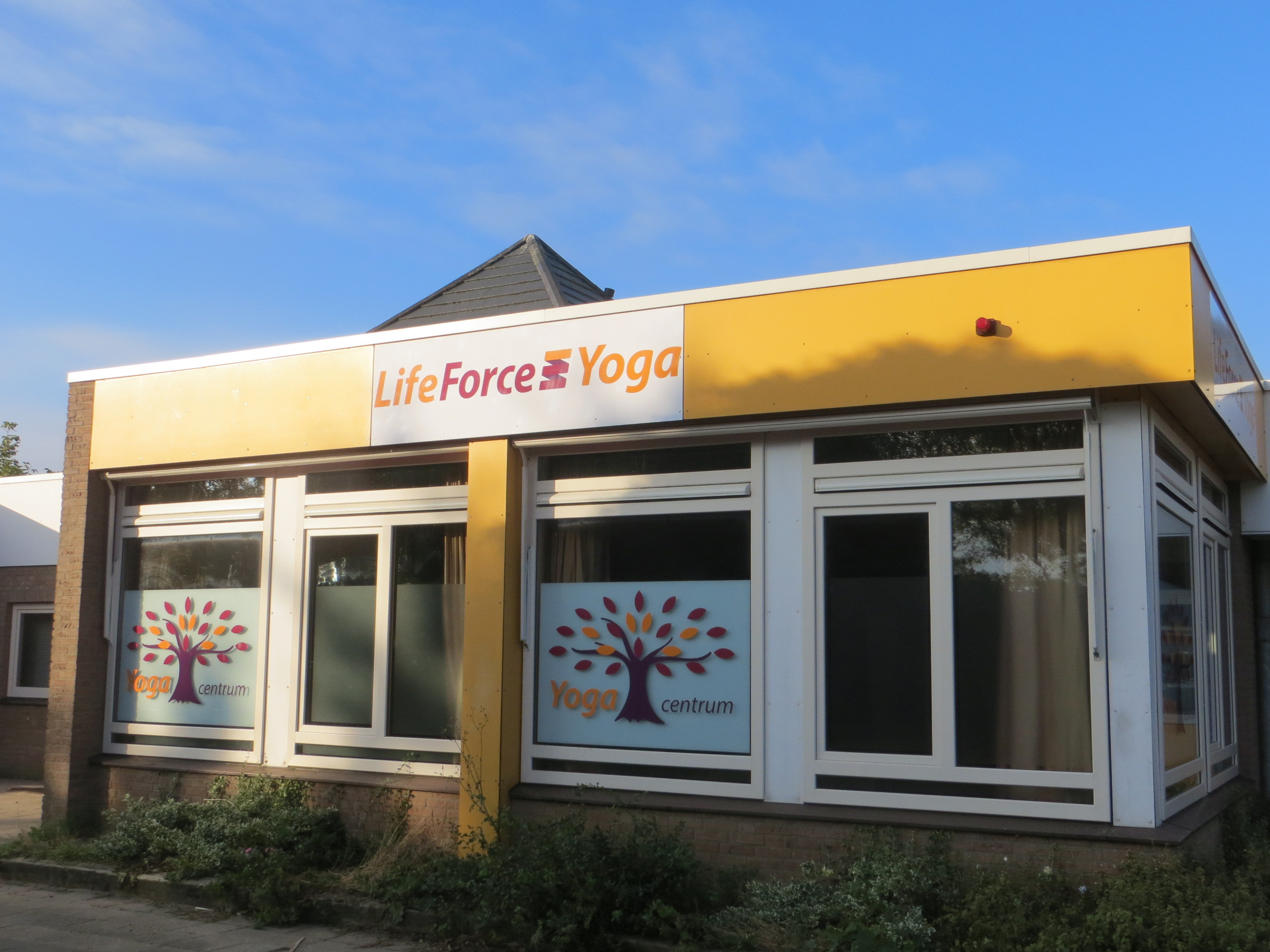 Life-Force Yoga centrum