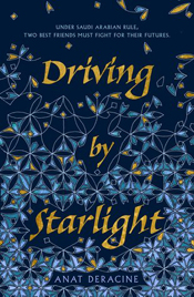 [DRIVING BY STARLIGHT book cover]