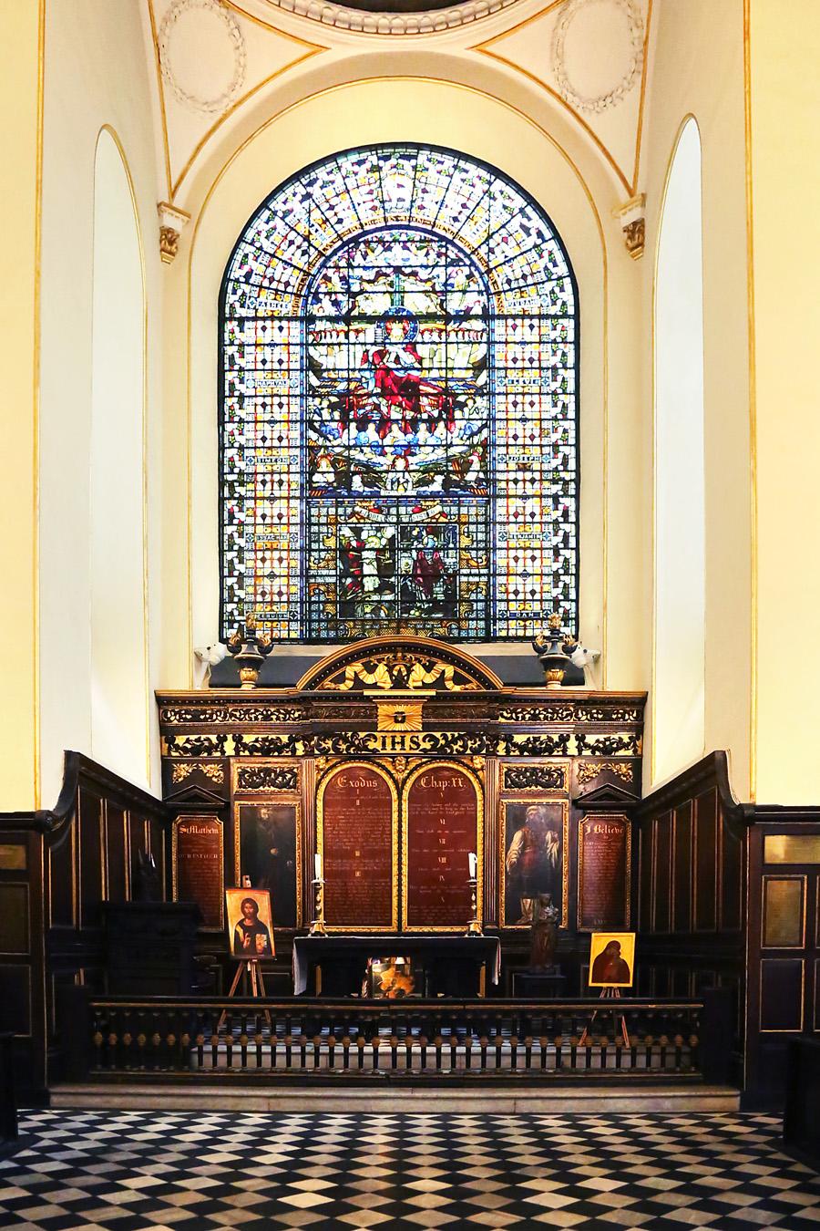 St Edmund Altar