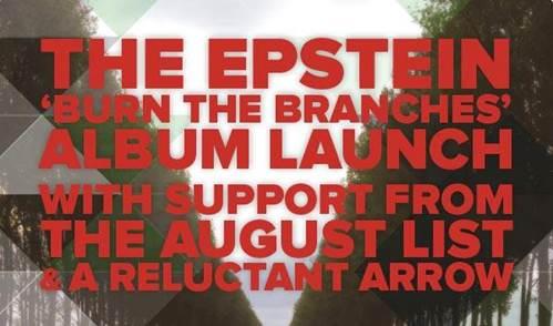 The Epstein album launch