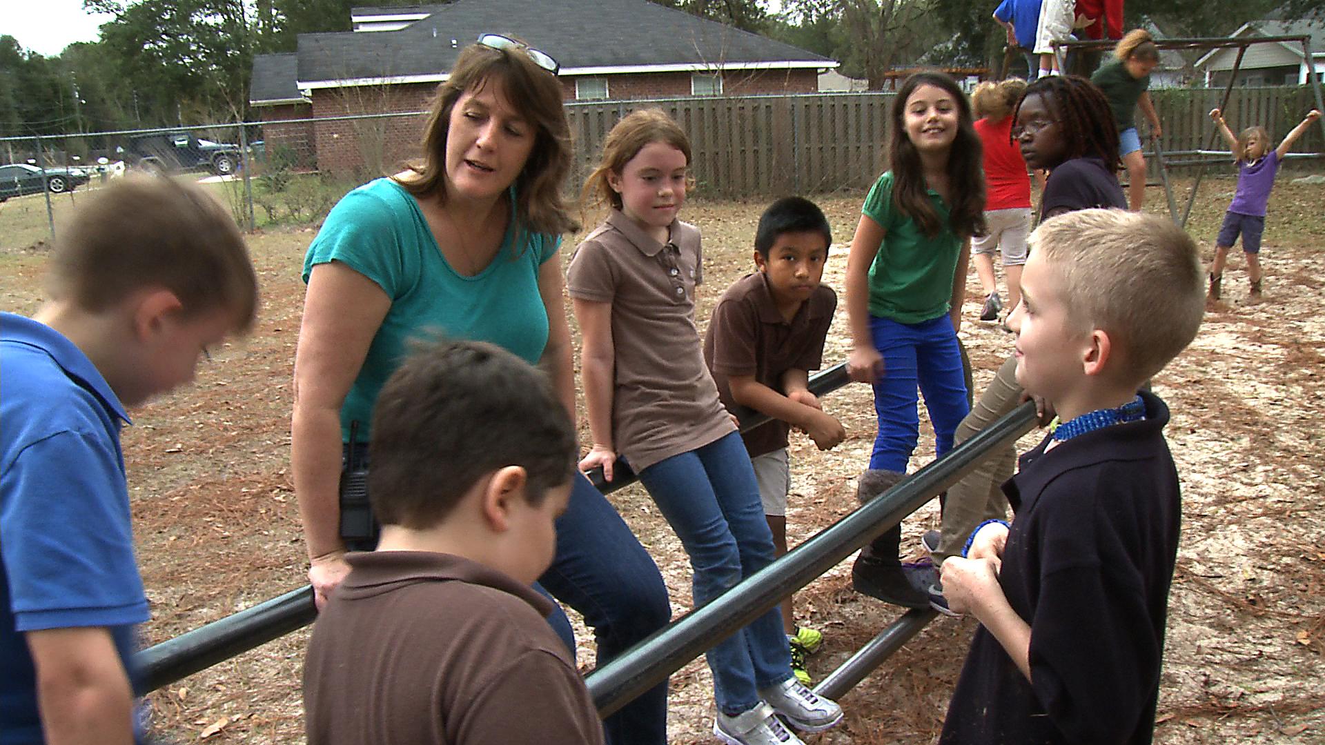 Newberry Schoolyard