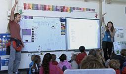 Co-teaching at WISH