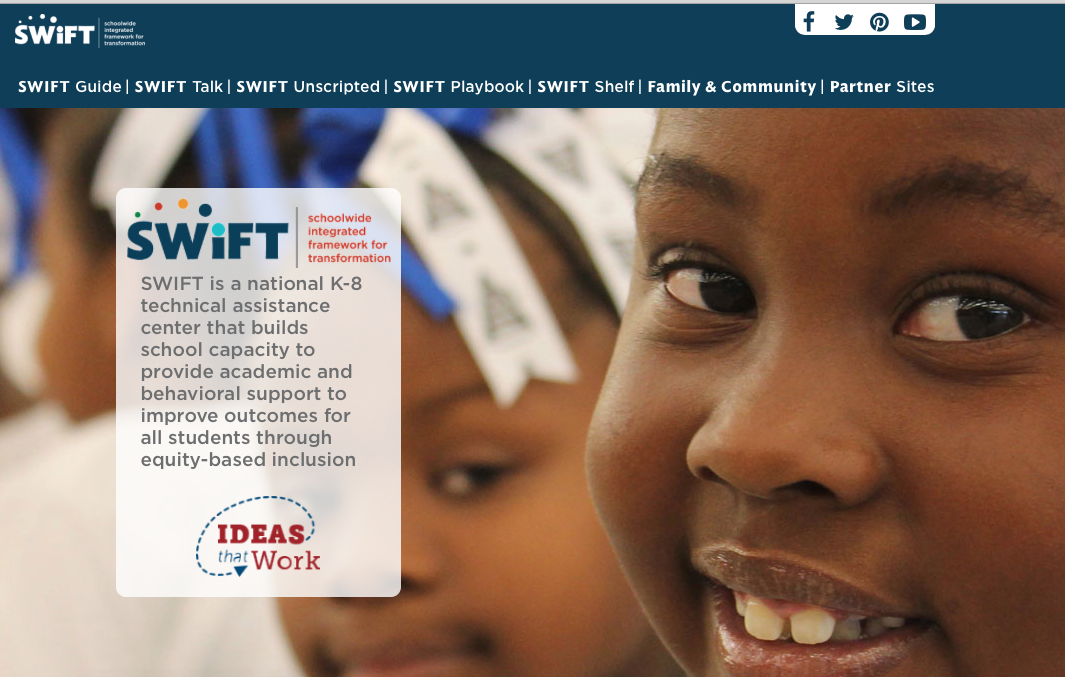 SWIFT Schools home page