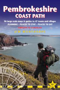 Trailblazer Pembrokeshire coast path 4th edition