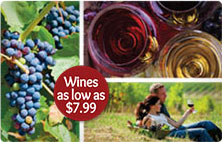 Mega Wine Sale: Save up to 65% on award-winning wines plus get $1 shipping.