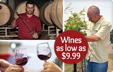Spring Wine Sale: 250+ Handcrafted wines on sale with $1 shipping.