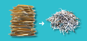 Free Household Document Shredding