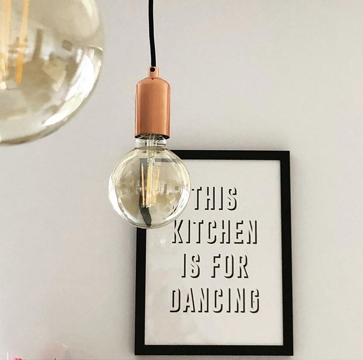 This Kitchen Is For Dancing by Rachel Waite - custom photo prints on ArtWOW store