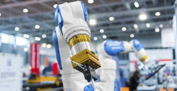 Advanced manufacturing robotic machinery