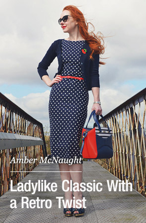 Outstanding Outfit Blogger - Amber McNaught