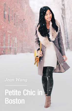 Outstanding Outfit Blogger - Jean Wang
