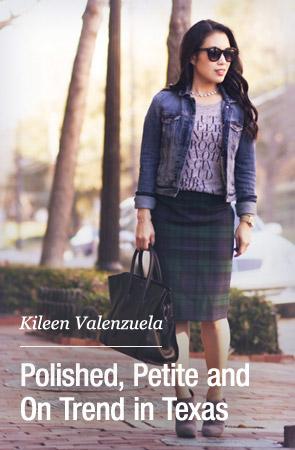 Outstanding Outfit Blogger - Kileen Valenzuela