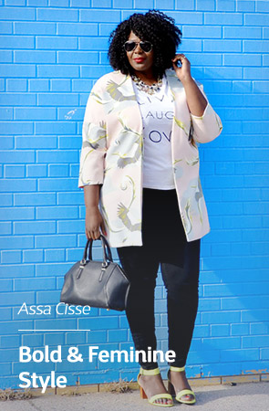 Outstanding Outfit Blogger - Assa Cisse