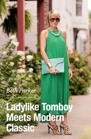 Outstanding Outfit Blogger - Beth Parker