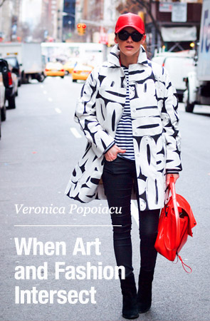 Outstanding Outfit Blogger - Veronica Popoiacu