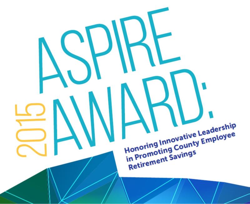 NACo Aspire Award
