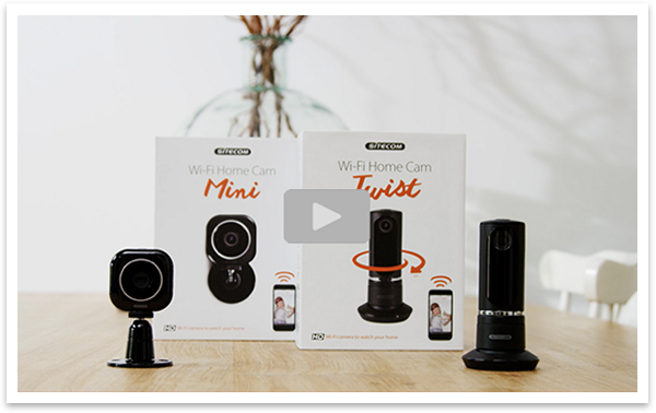 Watch the Wi-Fi Home Cam video now