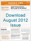 Download the August issue of Needle Tips