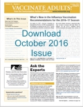Download the November issue of Vaccinate Adults