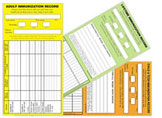 Order Immunization Record Cards