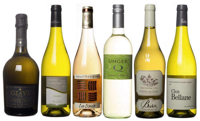 November Dirty Dozen Chillable Wines