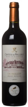 2010 Chateau Malleret Bottle
