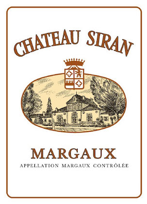 Chateau Siran Label