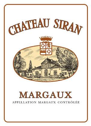 Chateau Siran Label