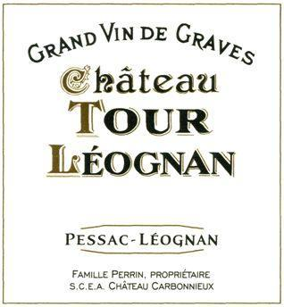 Chateau Tour Léognan Blanc Label