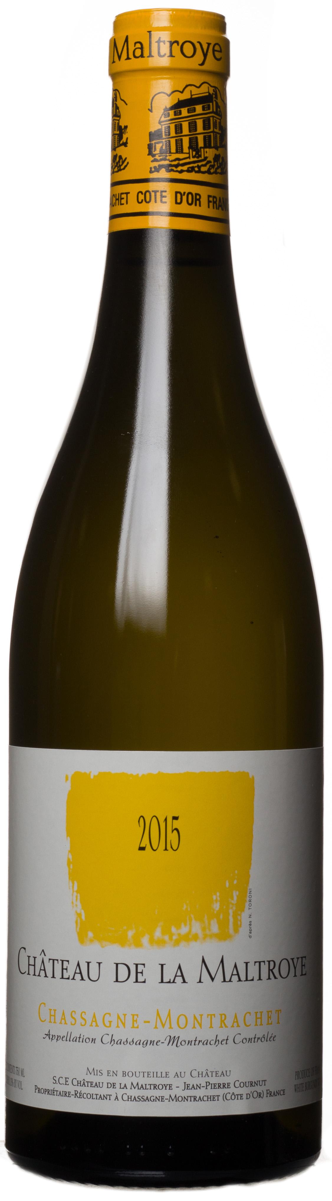 2015 Chateau de la Maltroye Chassagne-Montrachet Bottle