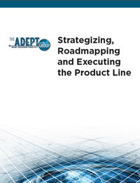 Strategizing, Roadmapping and Executing the Product Line