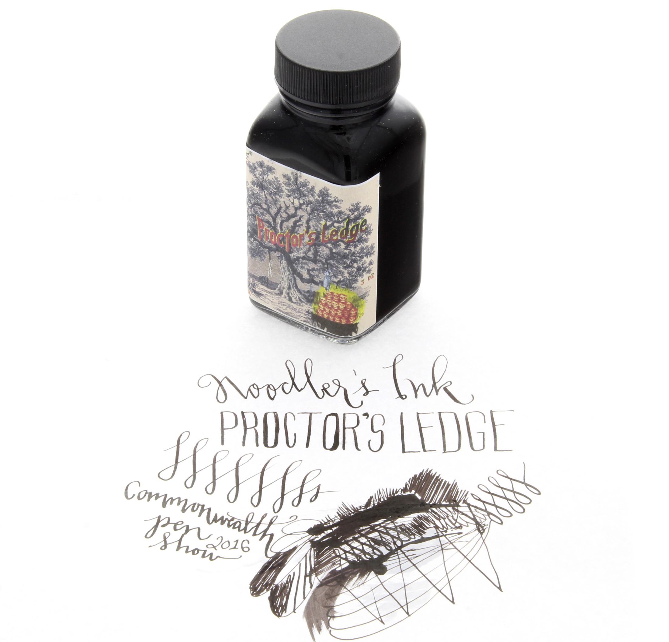 Noodlers Ink Proctors Ledge Review