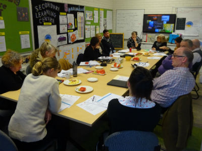 School Community Partnership Pilot Projects