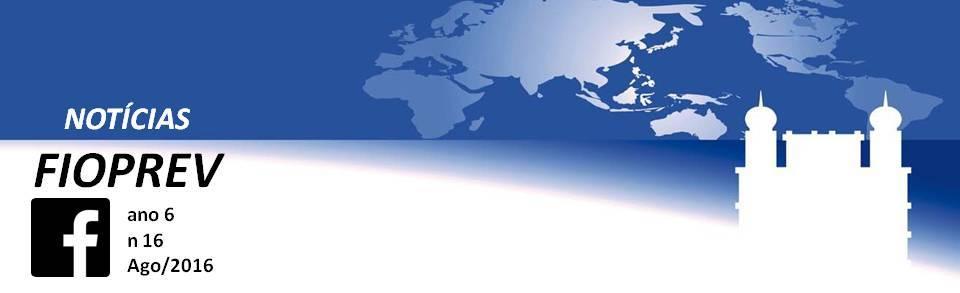 FioPrev Notícias 16 + Facebook