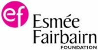 Esmee Fairbairn Logo in pink and black