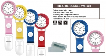 Click here to see the Theatre Nurses Watch range