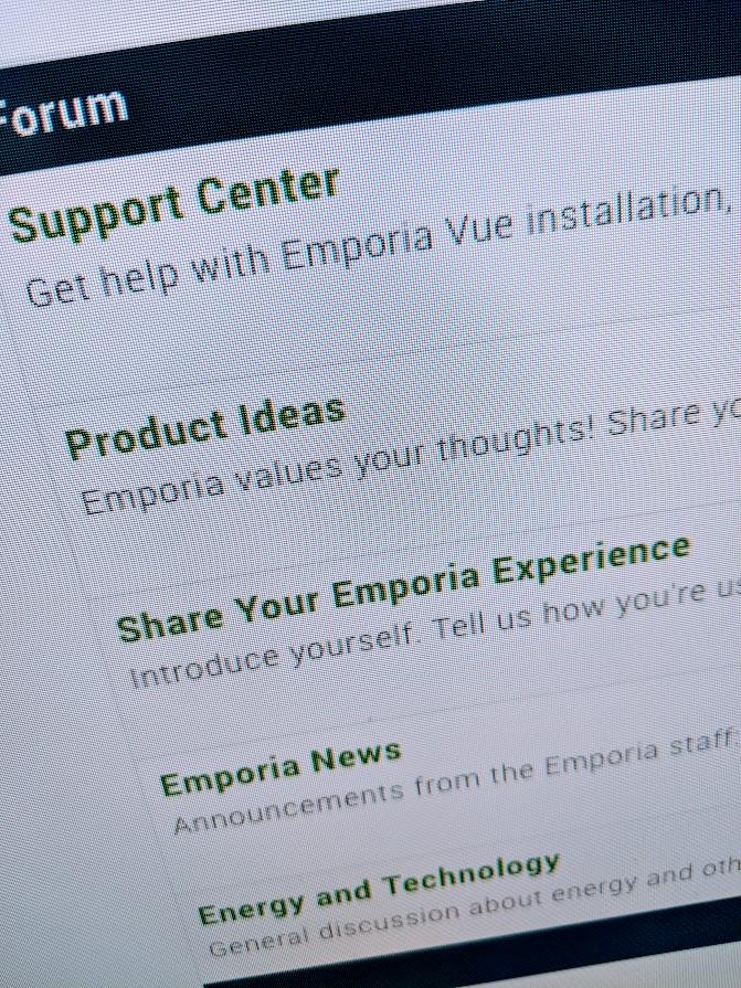 Emporia Community Forums