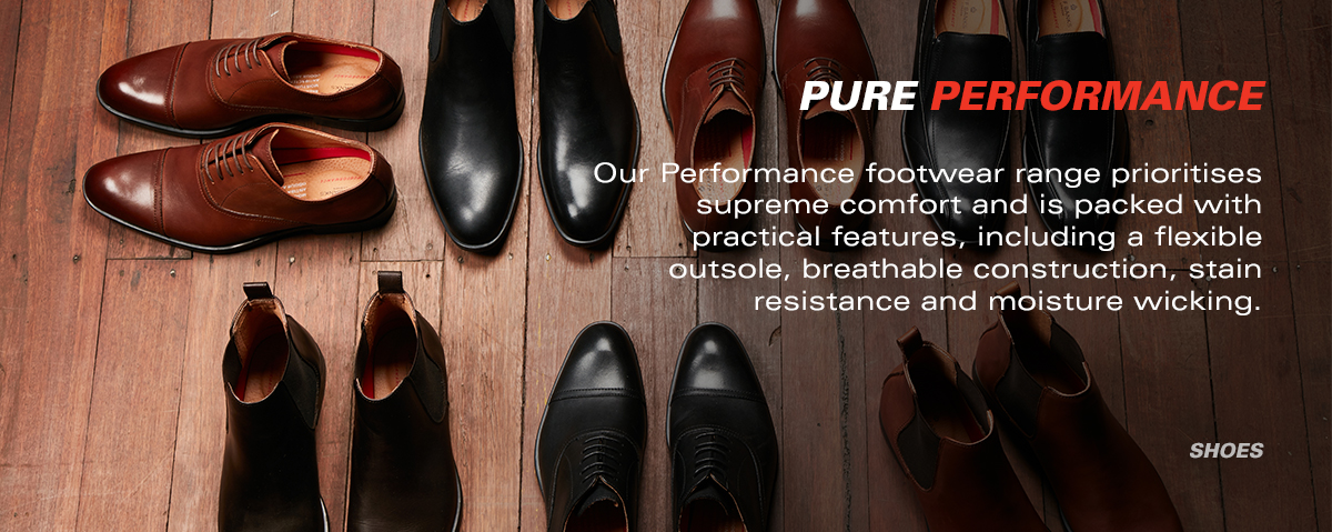 Pure Performance - Footwear