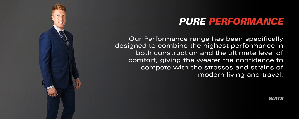 Pure Performance - Suits