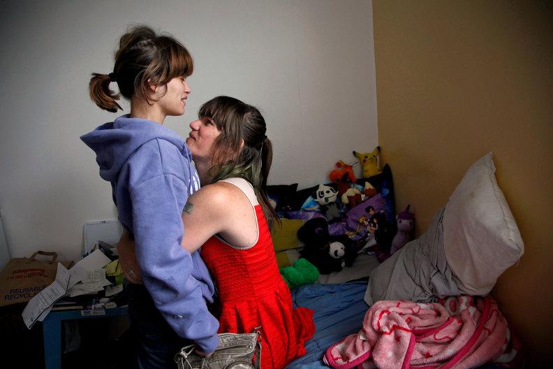 Preston Gannaway photographs homeless queer youth