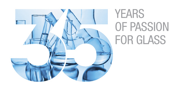 35 Years of passion for Glass